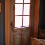 Once in a Blue Moon. Door to Private Porch